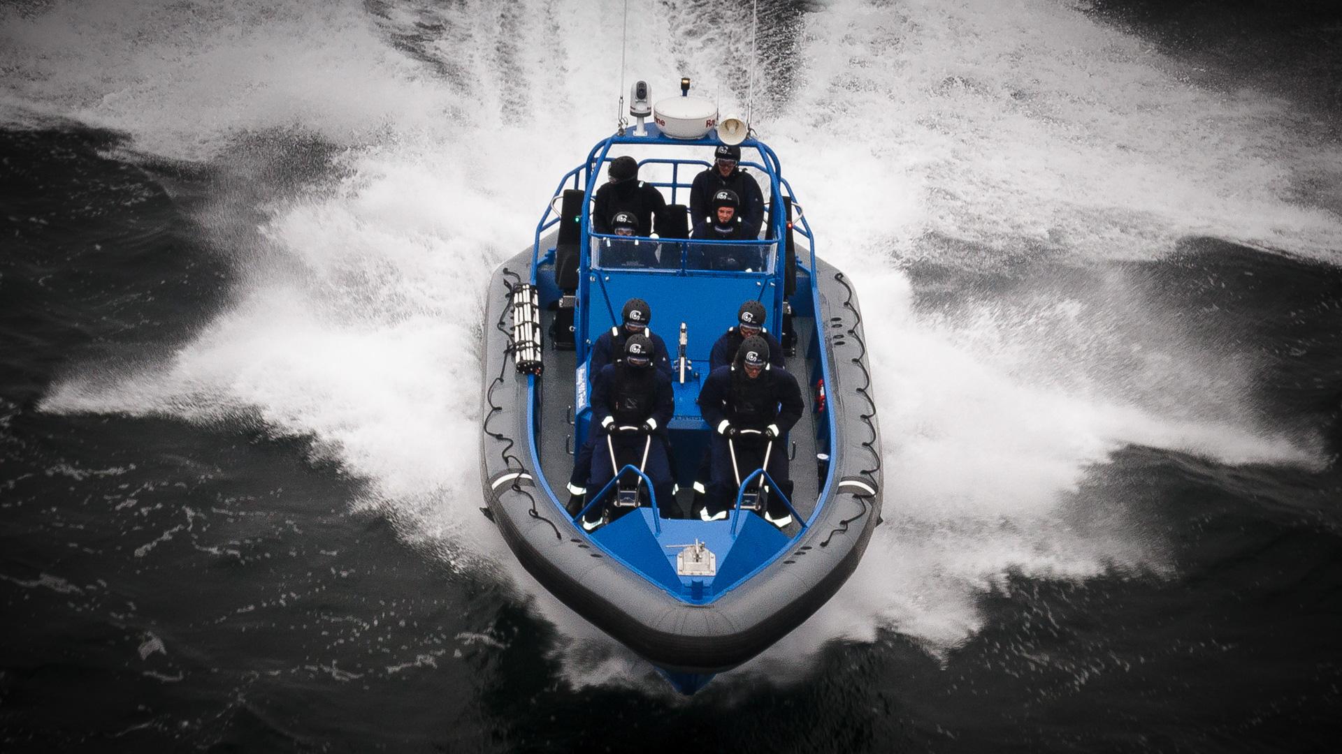 Alusafe 900 Patrol