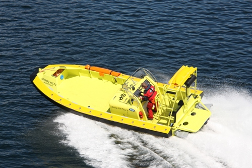 Alusafe 770 Twin Yellow